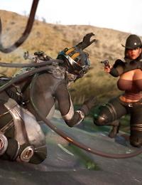 Cjflo Cowgirls & Aliens