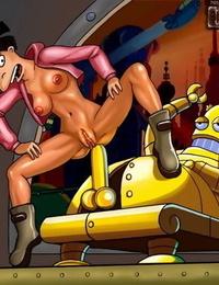 Futurama space hardcore - hercules and his whores - part 366
