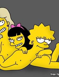 Lisa simpson lesbian orgies - part 346