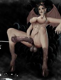 Anime tranny succcubs - part 1386