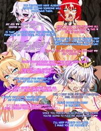 Melt Soft mevius9 Collared Princesses - Kubiwa o Tsuketa Princess Super Mario Brothers English Hennojin Digital