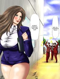 Fukuraminto Nikubou Kyoushi Hanabusa Dai 1 Shou English Digital