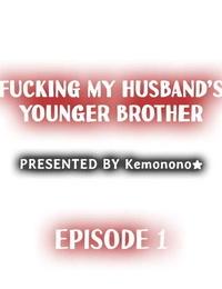 Kemonono★ Fucking My Husband's Younger Manmeat Ch.1-4 English - part 2