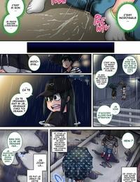 Juicebox Koujou Juna Juna Juices Boku no Harem Academia: 6-wa Doubutsu-teki na Kanojo Boku no Hero Academia French O-S - part 2