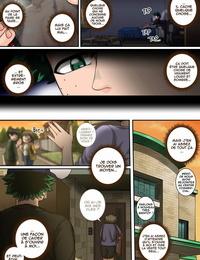 Juicebox Koujou Juna Juna Cream Boku no Harem Academia: 6-wa Doubutsu-teki na Kanojo Boku no Hero Academia French O-S - part 4