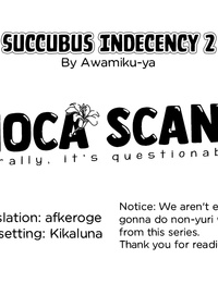 Awamiku-ya Succubus Indecency 2 - Inma Tawake 2 Noca ScansEnglishDigital - part 2
