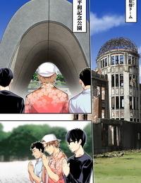 STUDIO HUAN Naburokku Panpan Travelers Hiroshima Shuudan Rape Ryokou Hen - part 2