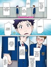 Tsukino Jyogi Tomo Mama Paramours English Harasho Project