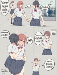 Ehohinya Ehohin Watashi no Kanojo wa Otokonoko - My girlfriend is a femboy English Me-A Scans & rudytudysubs