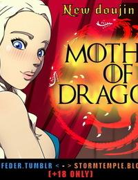 StormFedeR Mother of Dragons - Madre de Dragones Game of Thrones Spanish VerComicsPorno