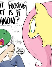 ShoutingIsFun Mini Comics- One Page Panels & Other Random Vag - part 2