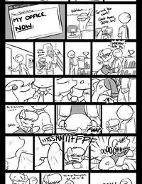 ShoutingIsFun Mini Comics- One Page Panels & Other Random Pictures