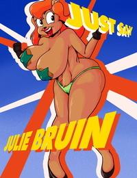 Just draw Julie Bruin Art Catapult 2020 - part 2