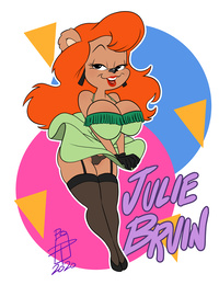 Just draw Julie Bruin Art Catapult 2020