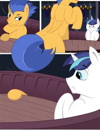 cartoonhorseporn Dual tryst My tiny horse