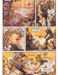 Intense Iron Comics TAARNA #2 2018 English