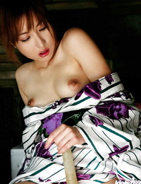 Petite asian honey unveiling her tempting tiny forms outdoor
