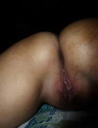 Tiny Thai girl Nara taking jizz flow on ballsack after hairy vagina penetration