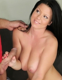Constant amateur Klaudia Scorching loses her undies while providing a blowjob