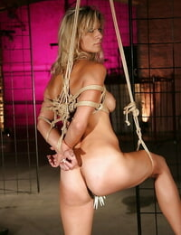 Warm Mummy with fat hooters Klarisa Leone gets tantalized and bonked