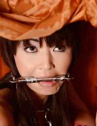 Awesome Asian Domination & submission princess Marica Hase gets her anus penetrated