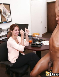 A good soiree in the office require some nude dudes with thick shafts