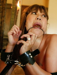 Asian MILF babe Ava Devine getting humiliated and fetish screwed