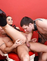 Mira Cuckold founds the fresh Sadism & Masochism game with nasty female domination elements