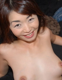 Small Asian amateur Marica taking doggystyle shaft in mouth to mouth cunt