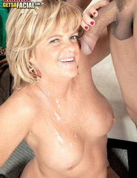 Thick granny Elara Elis has hook-up with her toy boy in over the knee boots