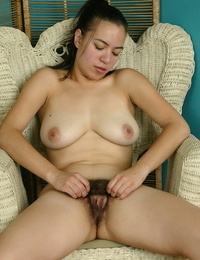 Clean Asian unexperienced Lin gets extremely moist right inbetween her legs