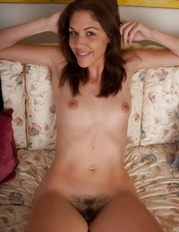 Gorgeous honey with molten nut sack stripping and taunting her hairy photos