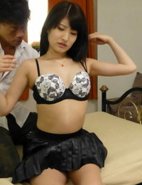 Japanese couple tart\'s after they swap oral sex with each other