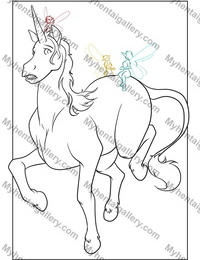 The Next Unicorn Maiden