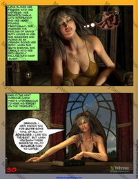 The Empress Chronicles 1 - Acantha In Wo… - part 5
