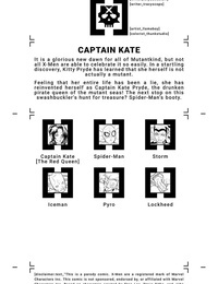 Mansion Of XXX - Captain Kate