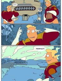 Zapp Brannigan And The Misterious Omicro… - part 2