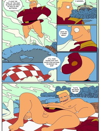 Zapp Brannigan And The Misterious Omicro…