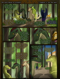 The Vore Building Of Klyneth 2 - part 2