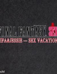 Tifa Jessie — Hookup Vacation AYA3D