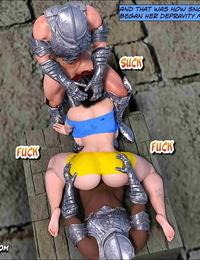MegaParodies Snow White 3