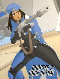 Dimaar- A Fresh Hero Ch.2 – Back in Time Overwatch