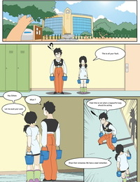 Botbot- Dragon Ball Yamete- Romantic Hentai Comedy