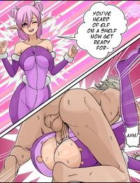 Atelier Sol Aers Brief Comics - part 2