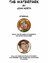 JOHN NORTH - The Waterpark accomplish