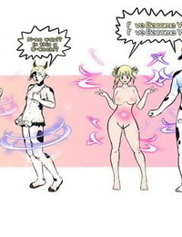 TSFSingularity Lucy gets swapped with Taurus Pixie Tail