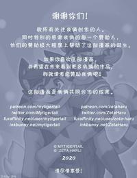 Zeta-Haru & Mytigertail Our Day Chinese 涼杺个人汉化