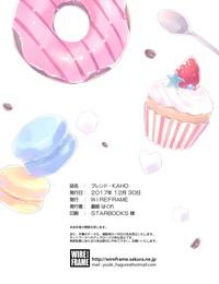 C93 WIREFRAME Yuuki Hagure Mix up KAHO Various Korean