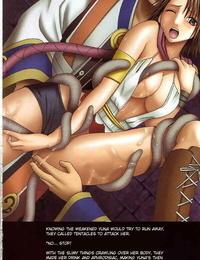 Crimson Comics Carmine F.F. Fight Final Desire VI- VII- X-2 English Kizlan