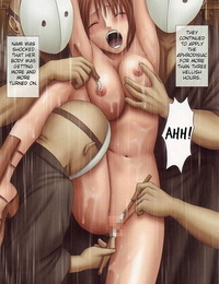 Red Comics Carmine Nami Sai - The Tragedy of Nami One Lump English